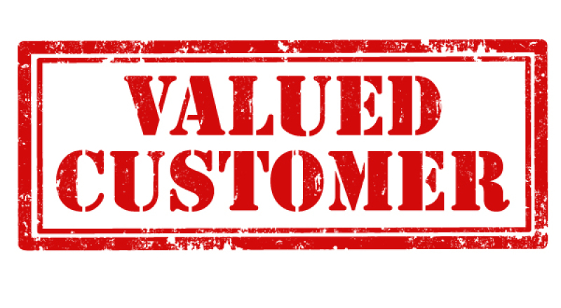 Valued Customers