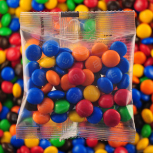 M&M`s - Promotional Bag - Plain Packaging
